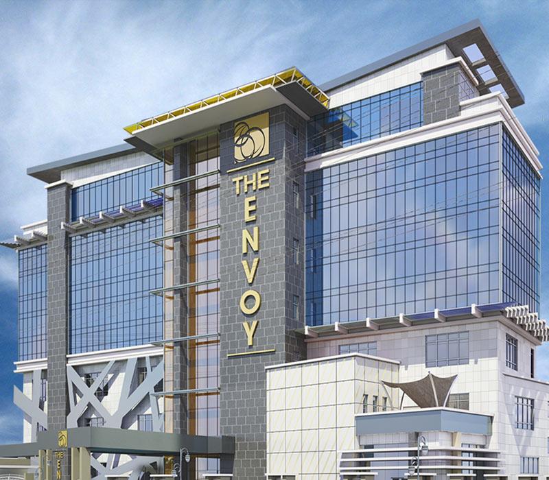 Umrah Banner: Hotels In Abuja, Envoy Hotel