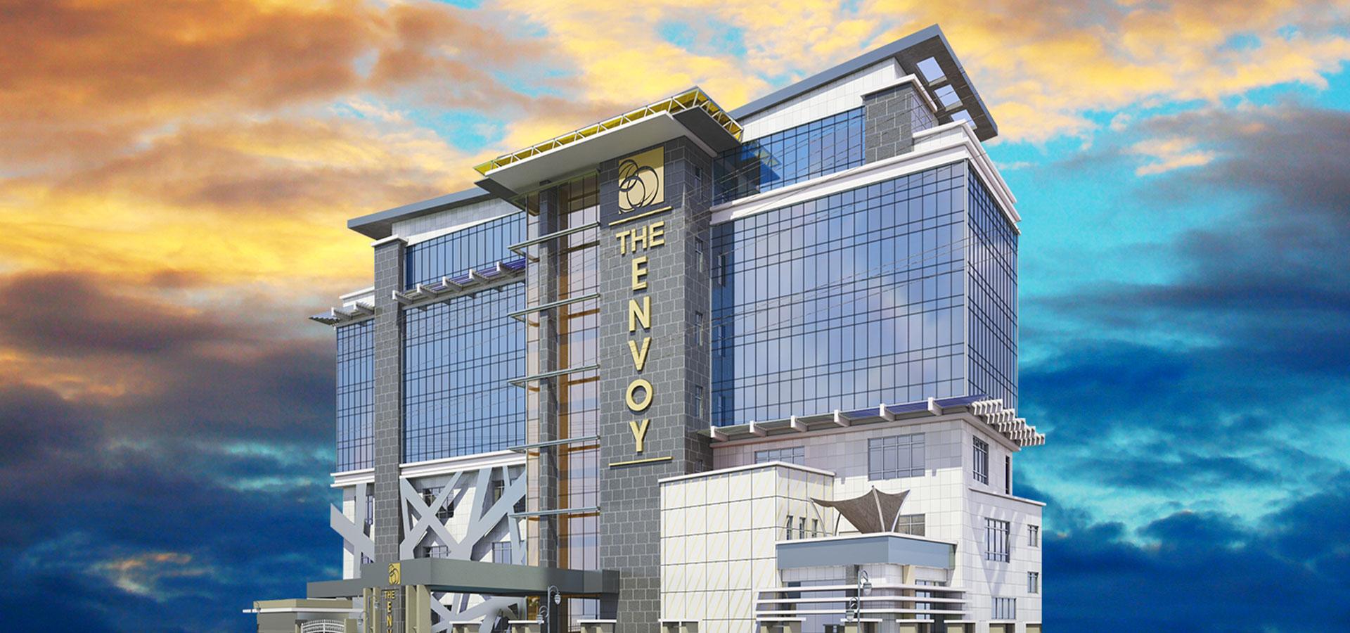 Hotels in Abuja, Envoy Hotel